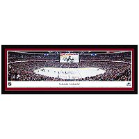 Colorado Avalanche Hockey Arena Center Ice Framed Wall Art