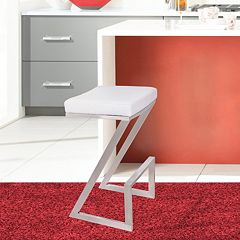 Armen Living Atlantis Counter Stool