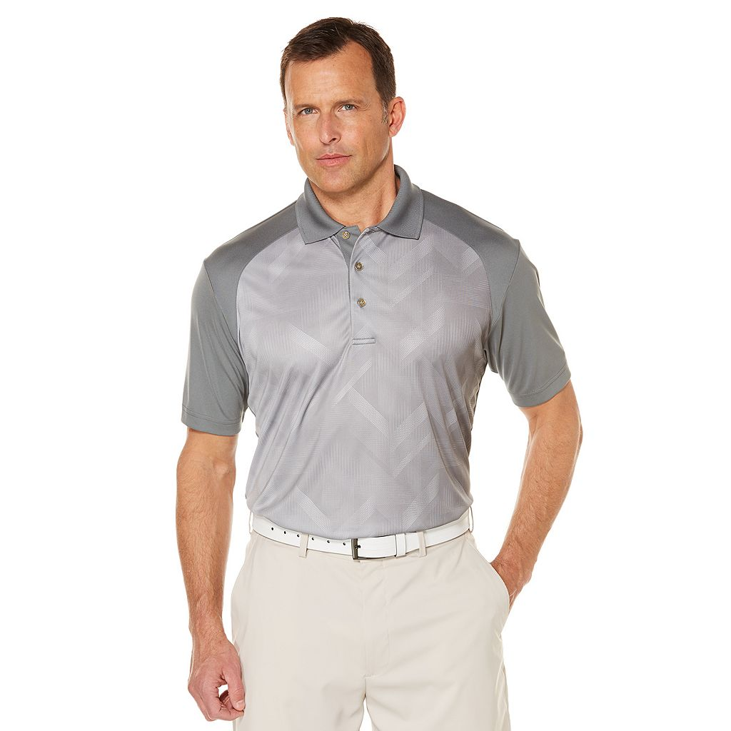 Men's Grand Slam Regular-Fit Performance Golf Polo