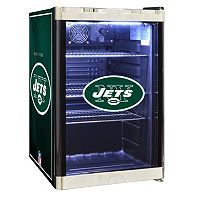 New York Jets 2.5 cu. ft. Refrigerated Beverage Center