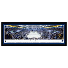 St. Louis Blues Hockey Arena Framed Wall Art