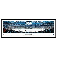 Vancouver Canucks Hockey Arena Framed Wall Art