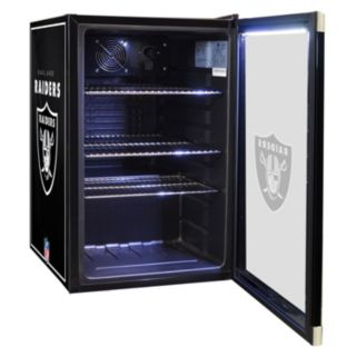 Oakland Raiders 2.5 cu. ft. Refrigerated Beverage Center