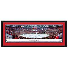 Washington Capitals Hockey Arena Framed Wall Art
