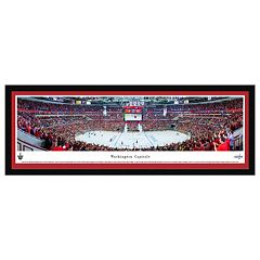 Washington Capitals Hockey Arena Framed Wall Art