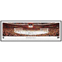 Philadelphia Flyers Hockey Arena Framed Wall Art