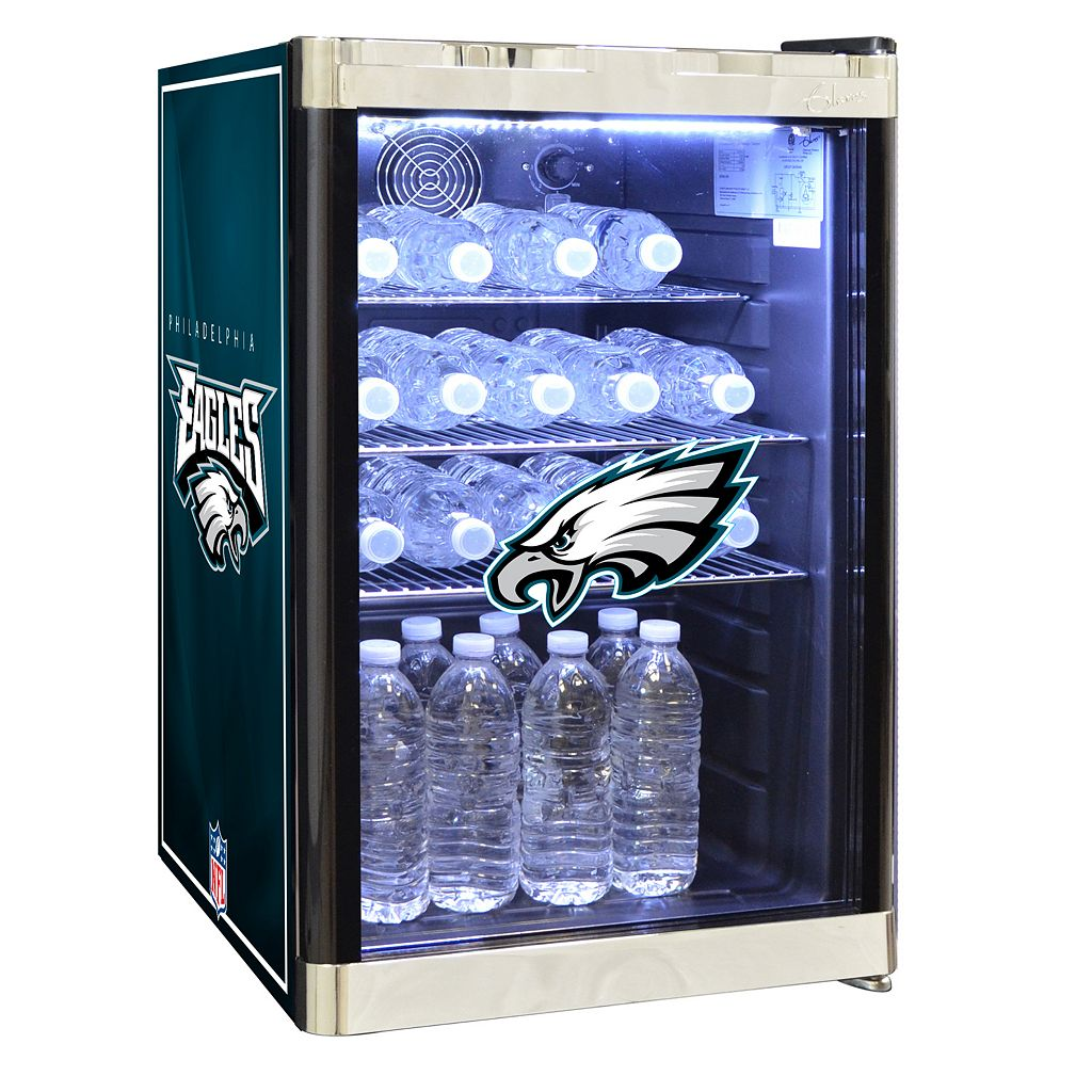 Philadelphia Eagles 2.5 cu. ft. Refrigerated Beverage Center