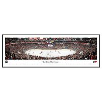 Carolina Hurricanes Hockey Arena Framed Wall Art