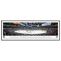 New York Islanders Hockey Arena Final Game Framed Wall Art