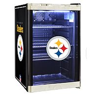 Pittsburgh Steelers 2.5 cu. ft. Refrigerated Beverage Center