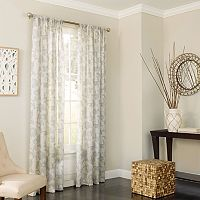 eclipse Charlene UV Light-Filtering Sheer Curtain