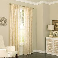 eclipse Charlene UV Light-Filtering Sheer Window Curtain