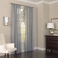 eclipse Chelsea UV Light-Filtering Sheer Curtain
