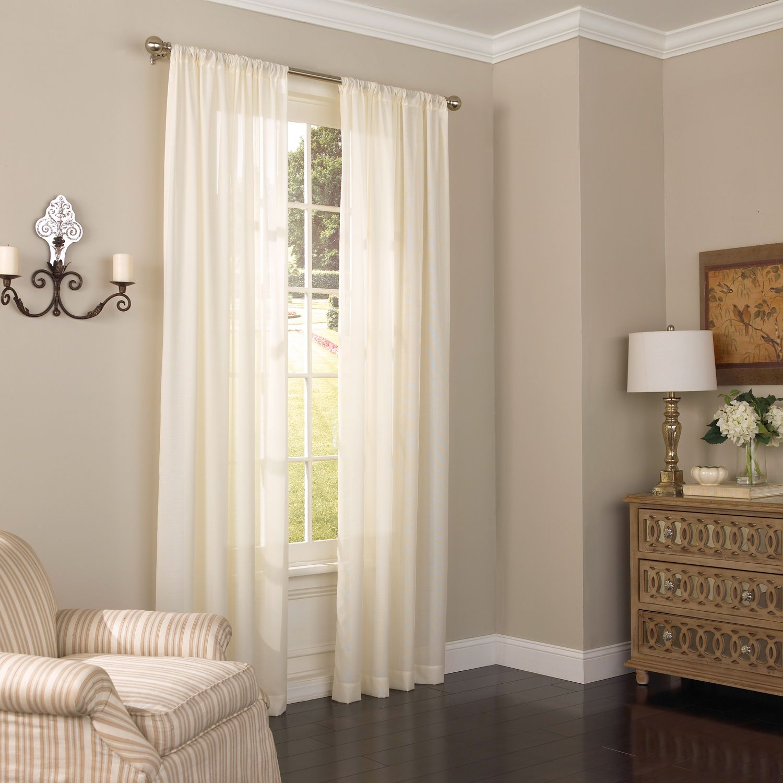 living room sheers curtains drapes window treatments home decor rh kohls com