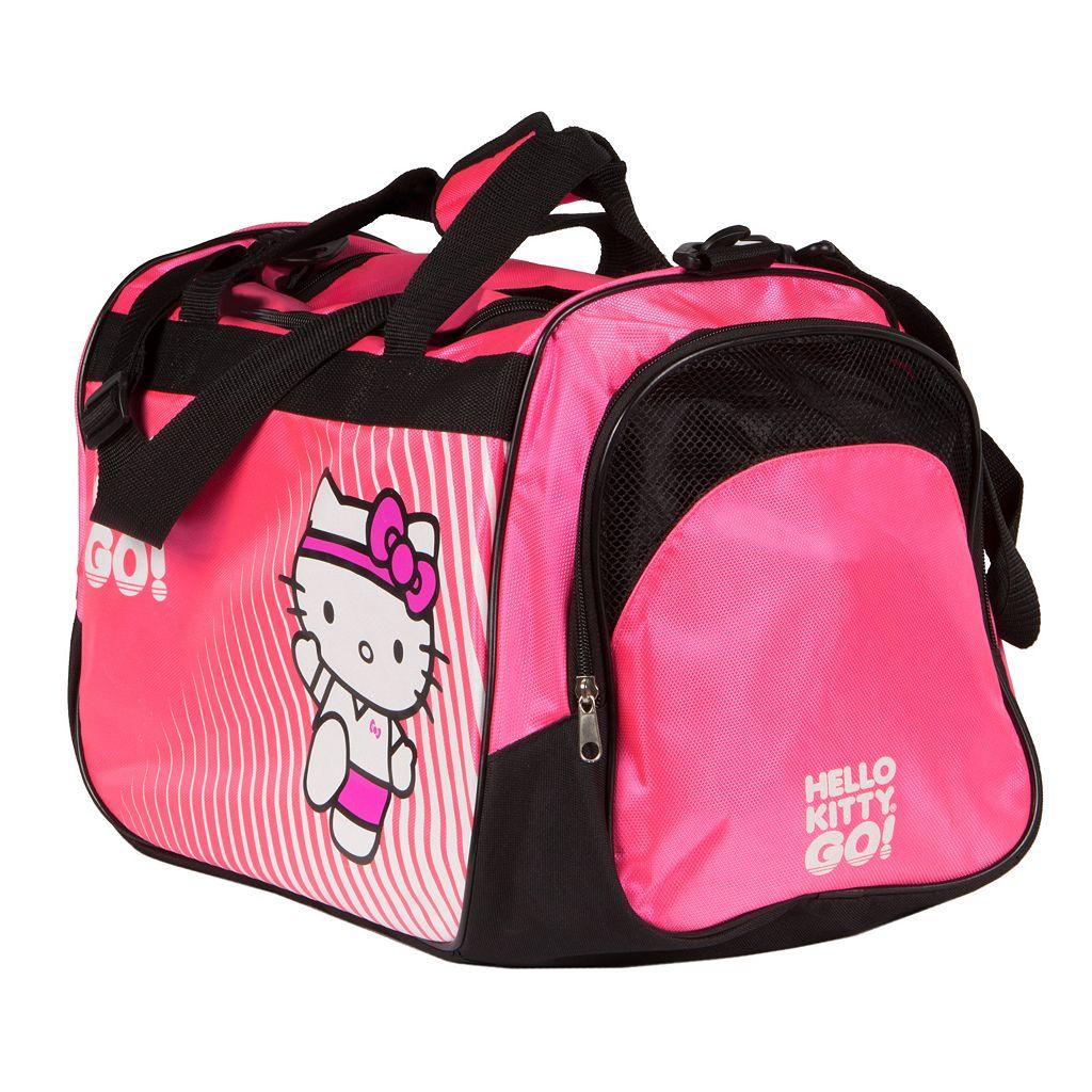 Girls Hello Kitty® Sports Duffle Bag