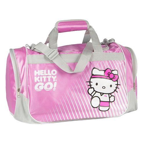 Girls Hello Kitty® Sports Duffle Bag 38f30a7b19d56