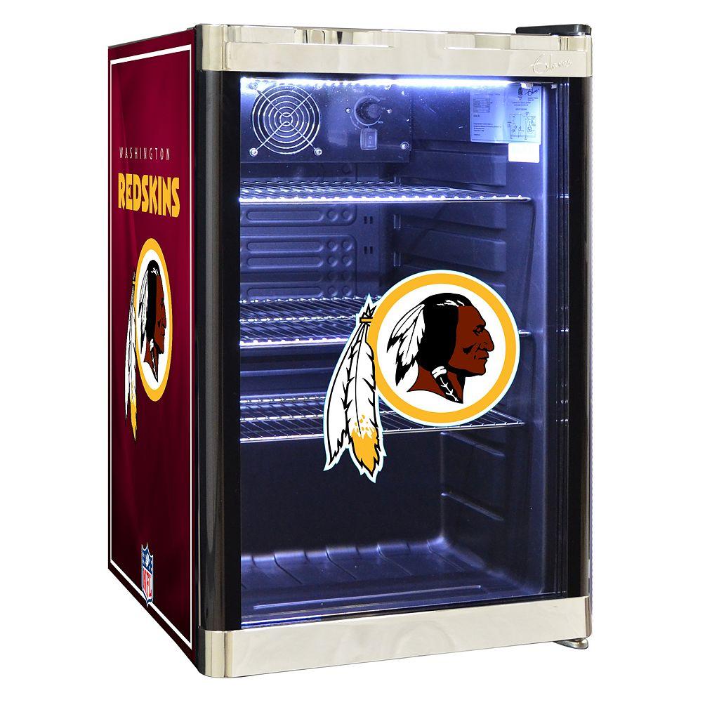 Washington Redskins 2.5 cu. ft. Refrigerated Beverage Center