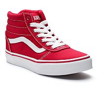 Vans Ward Kids' High-Top Sneakers