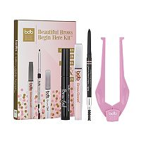 Billion Dollar Brows Beautiful Brows Begin Here Kit