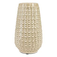 Decor 140 Jimos 9' x 5' Textured Ceramic Vase