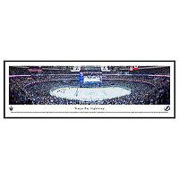 Tampa Bay Lightning Hockey Arena Framed Wall Art