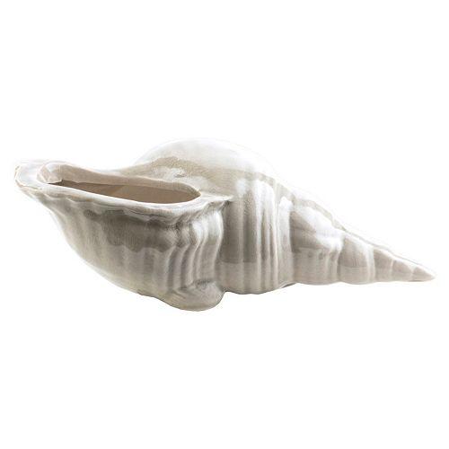 Decor 140 Isther Ceramic Decorative Seashell Table Decor
