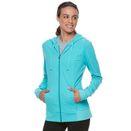 Women's Tek Gear® DRY TEK Long Sleeve Hoodie
