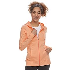 Women's Tek Gear® DRY TEK Hooded Jacket