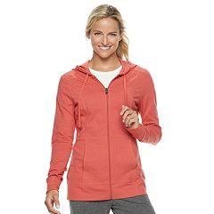 Women's Tek Gear® DRY TEK Hooded Jacket