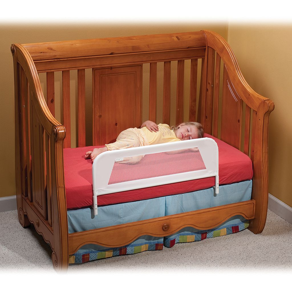 KidCo Convertible Crib Telescopic Bed Rail