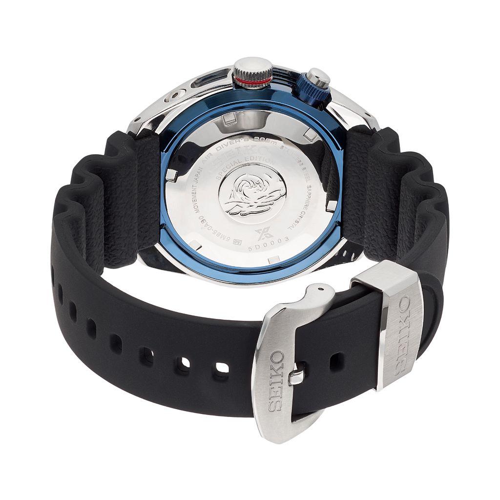 Seiko Men's Prospex Kinetic Dive Watch - SUN065