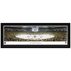 Pittsburgh Penguins Hockey Arena Framed Wall Art