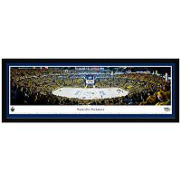Nashville Predators Hockey Arena Playoffs Framed Wall Art