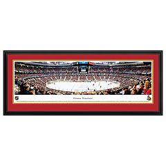 Ottawa Senators Hockey Arena Framed Wall Art