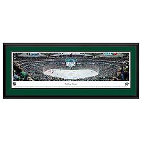 Dallas Stars Hockey Arena Framed Wall Art