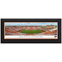 Oklahoma State Cowboys Football Stadium Framed Wall Art