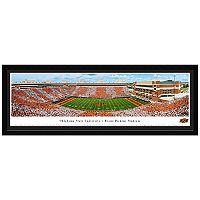 Oklahoma State Cowboys Football Stadium Framed Wall Art