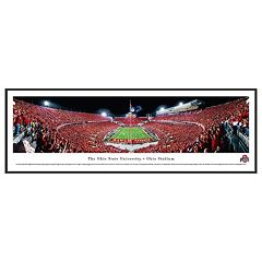 Ohio State Buckeyes Football Stadium Framed Wall Art