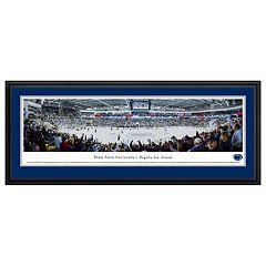 Penn State Nittany Lions Hockey Arena Framed Wall Art
