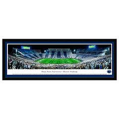 Penn State Nittany Lions Football Stadium Framed Wall Art