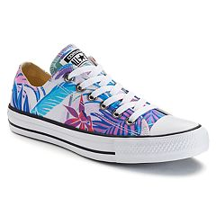 Adult Converse Chuck Taylor All Star Tropical Print Shoes by