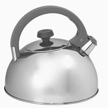 Oneida 3-qt. Stainless Steel Whistling Tea Kettle