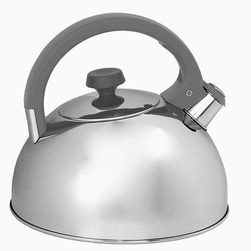 Oneida 3-qt. Stainless Steel Whistling Tea Kettle