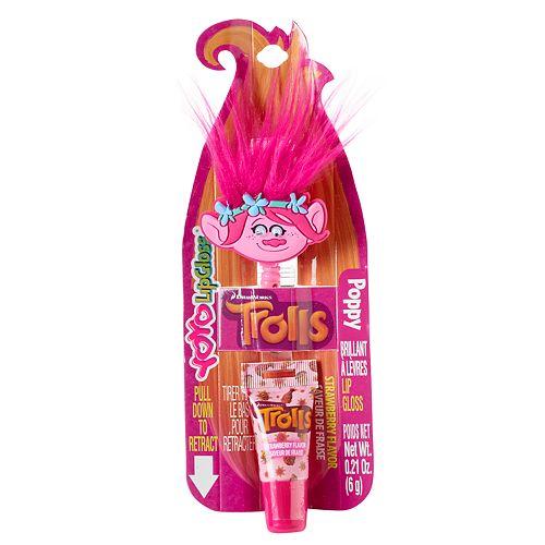 Girls 4-16 DreamWorks Trolls Poppy Retractable Lip Gloss