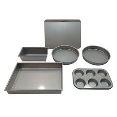 Oneida Supreme 6 pc Nonstick Bakeware Set