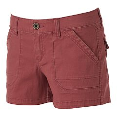 Juniors Red Shorts - Bottoms, Clothing | Kohl's