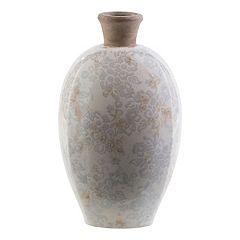 Decor 140 Jucac 12' x 7' Ceramic Floral Vase