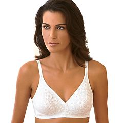 Warner's Bra Daisy Lace Plushline Wireless - 2009