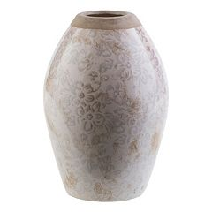 Decor 140 Jucac 8' x 5' Ceramic Floral Vase