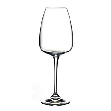 Fitz & Floyd Elise 4-pc. White Wine Glass Set